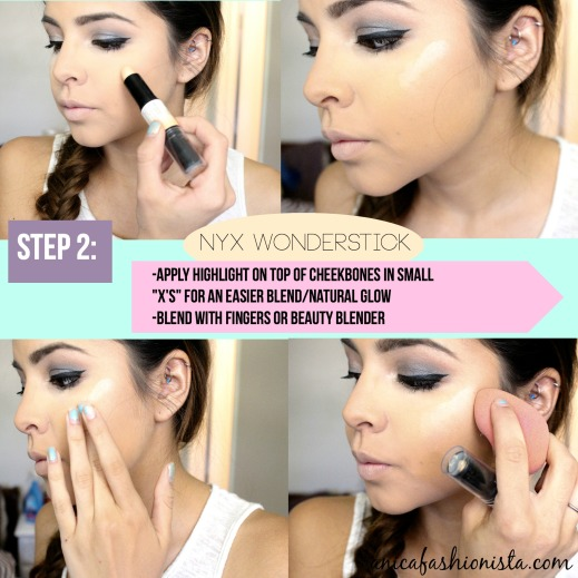 step two nyx tutorial