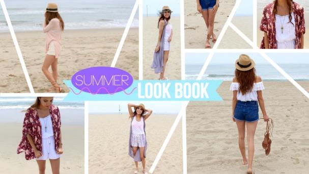 summer thumbnail video