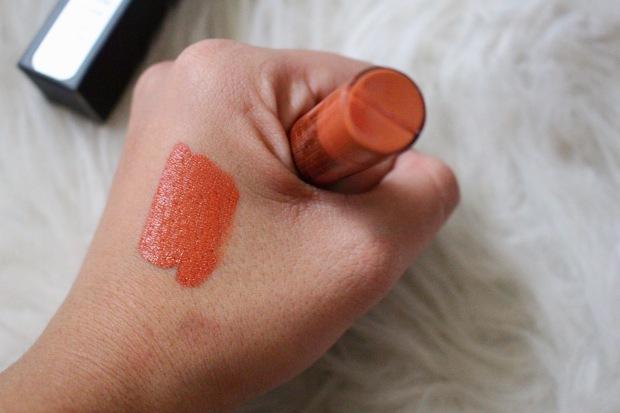 Ofra Liquid Lipstick Swatch