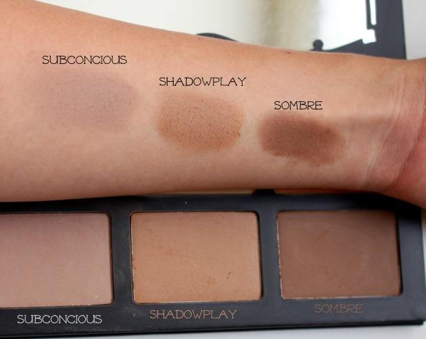 contour shade names