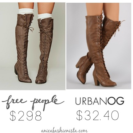 heel lace up boot