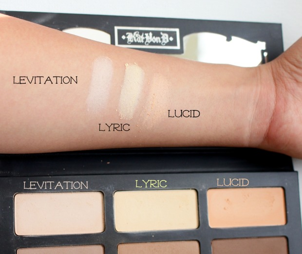 swatches w names